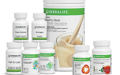 Buying Herbalife Products in Dubai